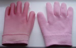 Gel hand glove